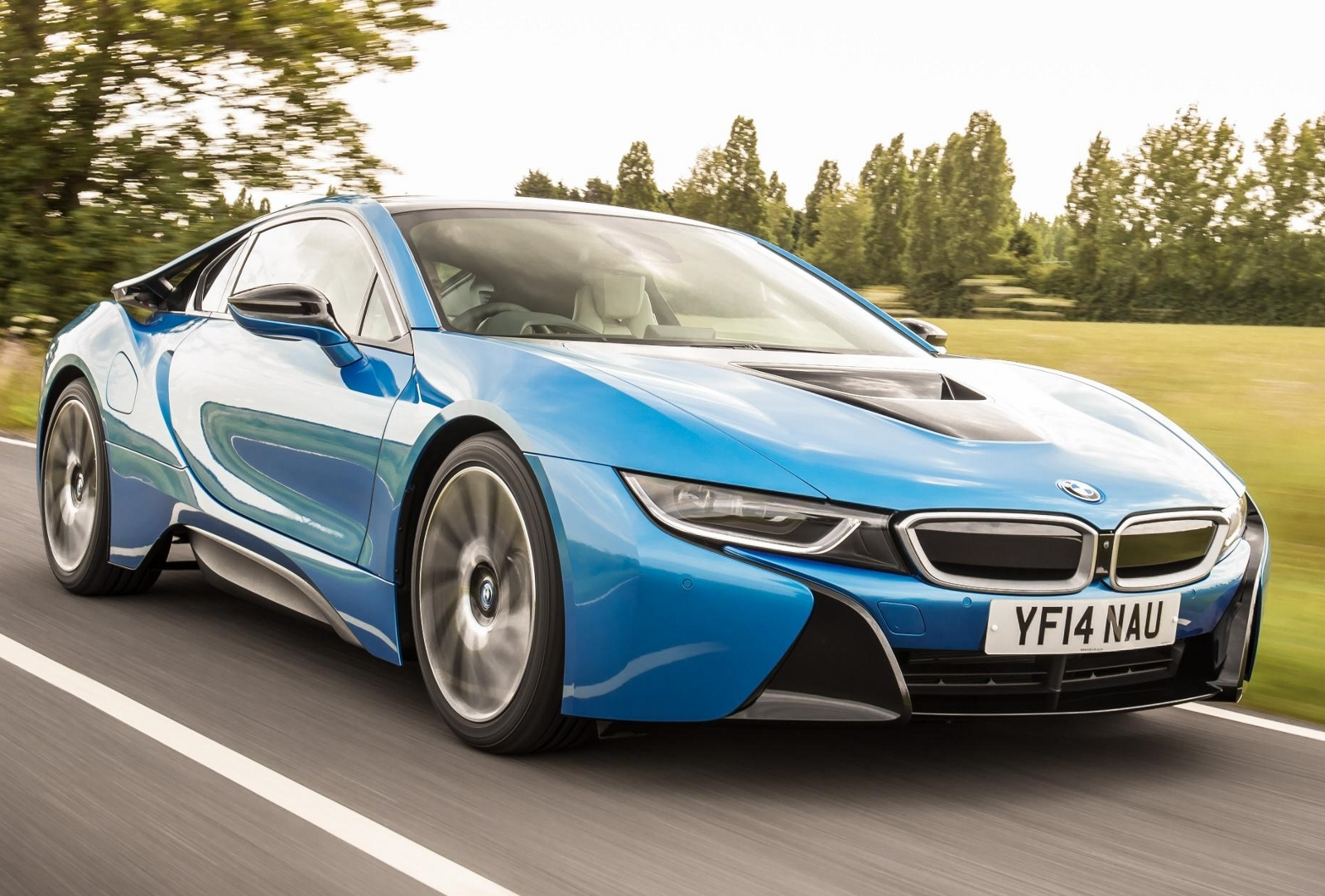 BMW I8 Appreciates In Value
