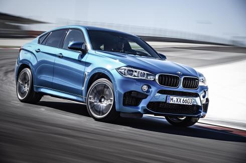 Looks wild, depreciates even more wildly when it's bought as a new car (Picture  © BMW)